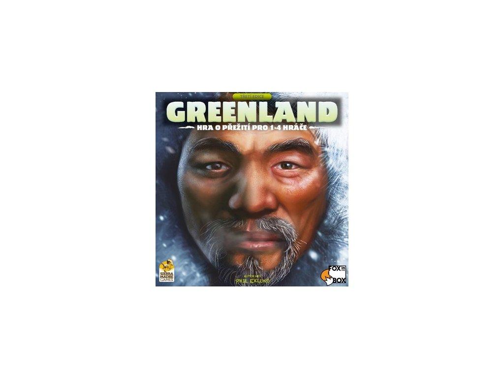 Greenland - CZ