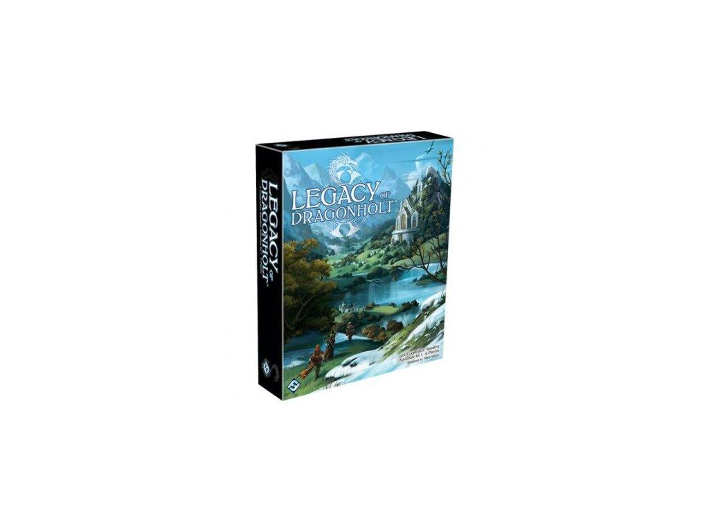 Legacy of Dragonholt - EN