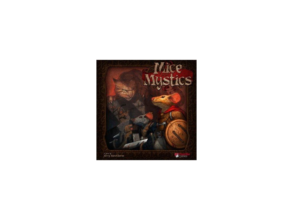 Mice and Mystics Board Game - EN