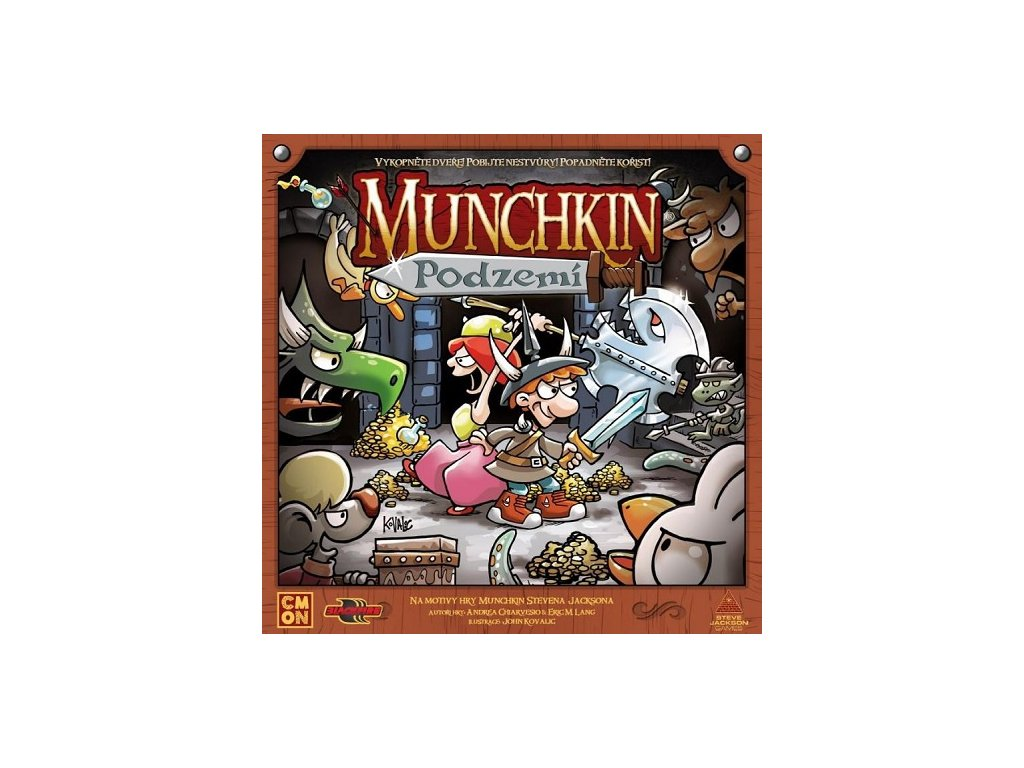 Munchkin: Podzemí