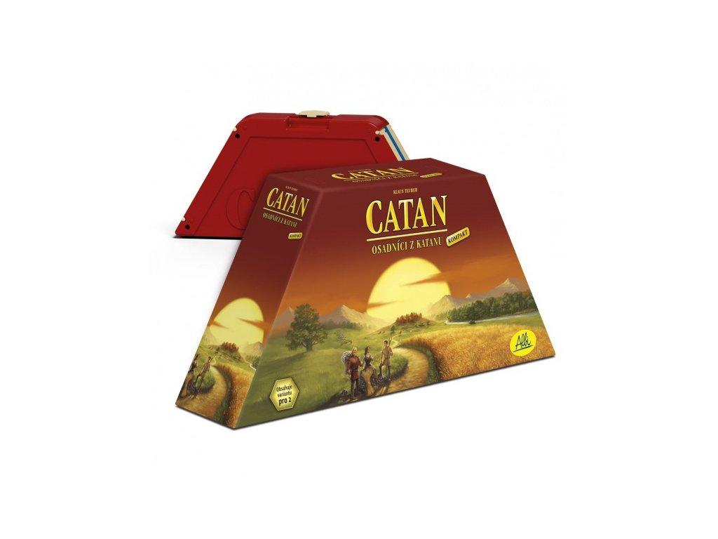 Catan - Osadníci z Katanu Kompakt