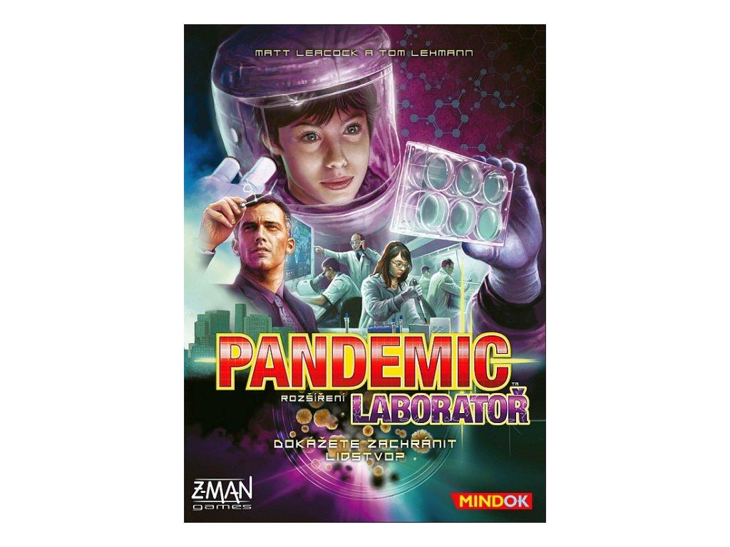 Pandemic: Laboratoř