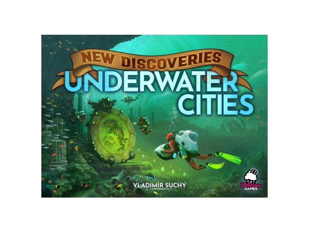 Podmořská města - Nové objevy