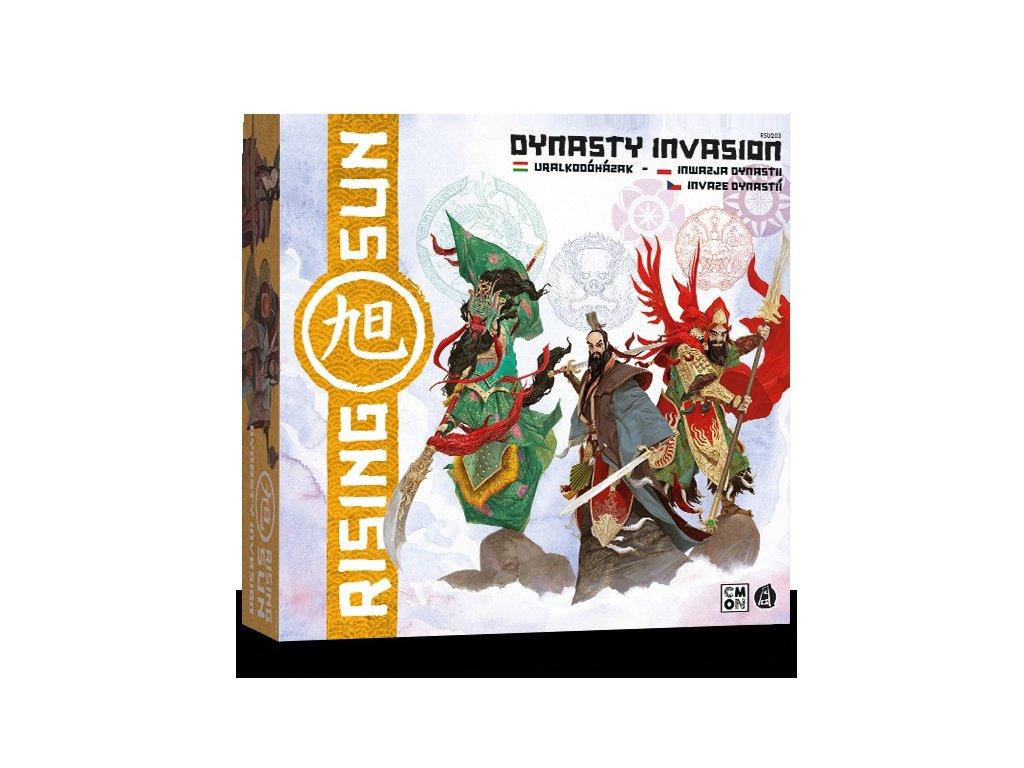 Rising Sun: Invaze dynastií