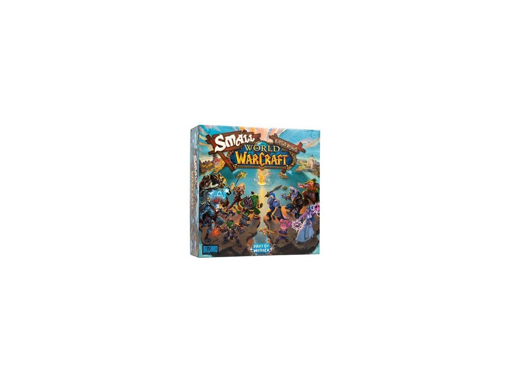 Small World of Warcraft (CZ)