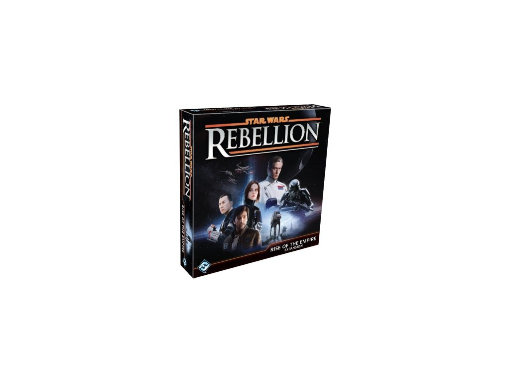 Star Wars: Rebellion — Rise of the Empire Expansion