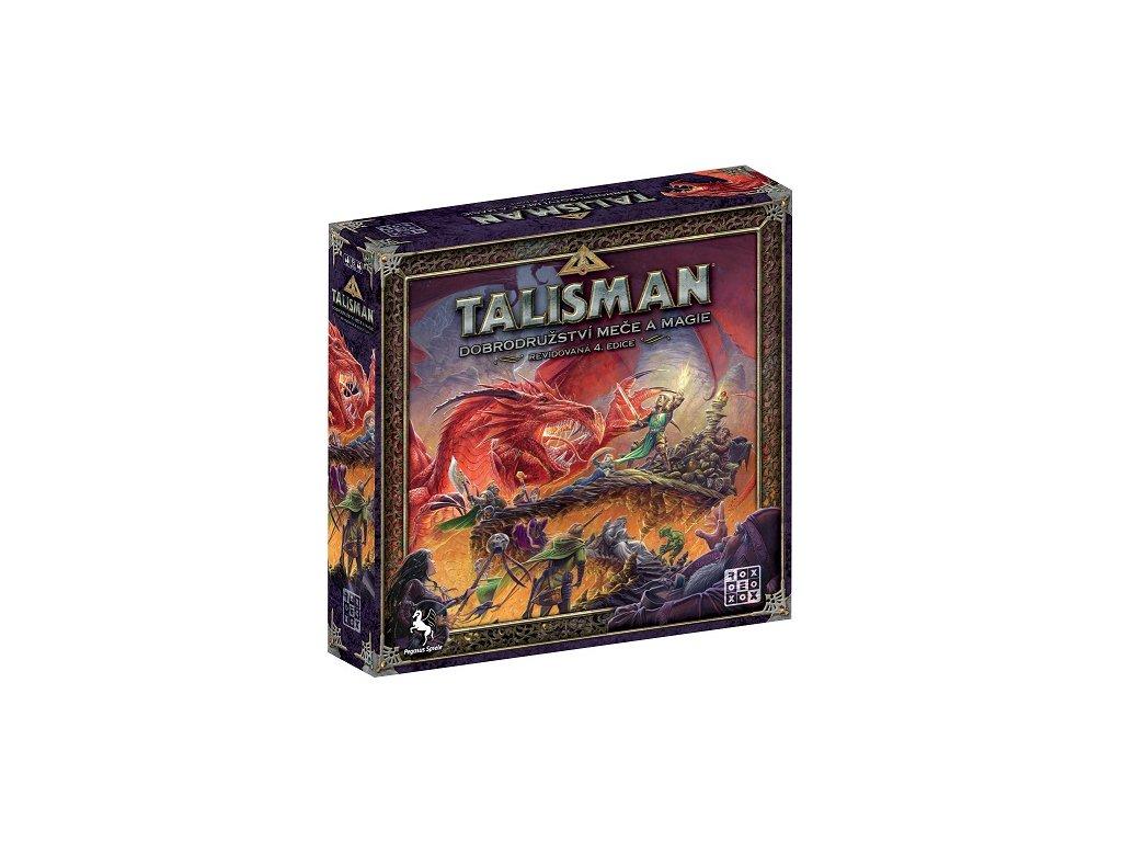 Talisman: Dobrodružství meče a magie - 4. vydání