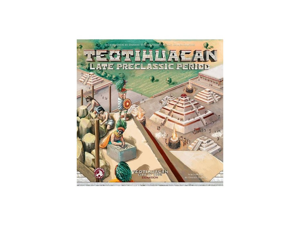 Teotihuacan:Late preclassic period - EN