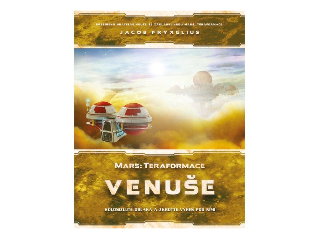 Mars: Teraformace Venuše