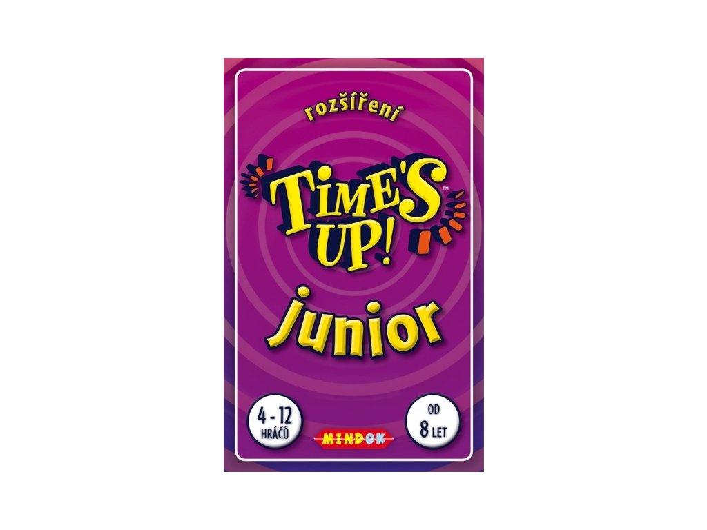Time's Up - rozšíření Junior