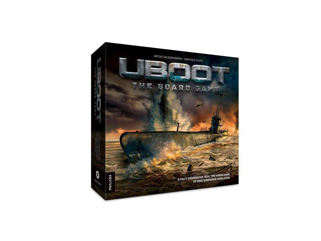 U-Boot The Board Game - EN