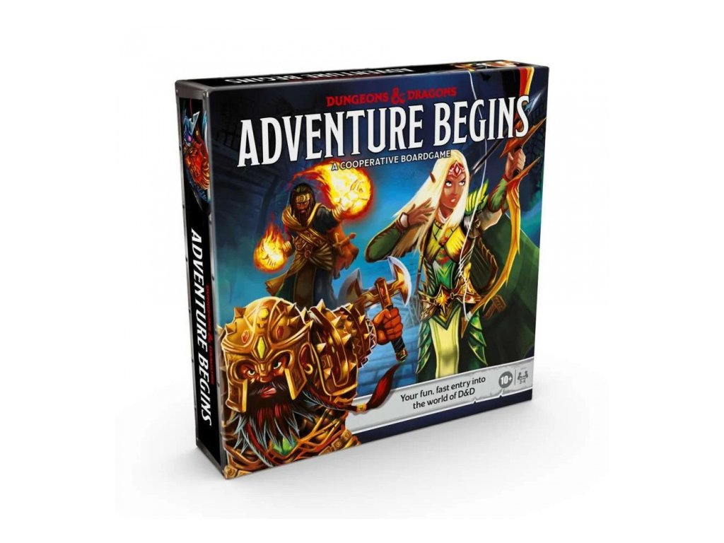 Dungeons & Dragons - The Adventure Begins
