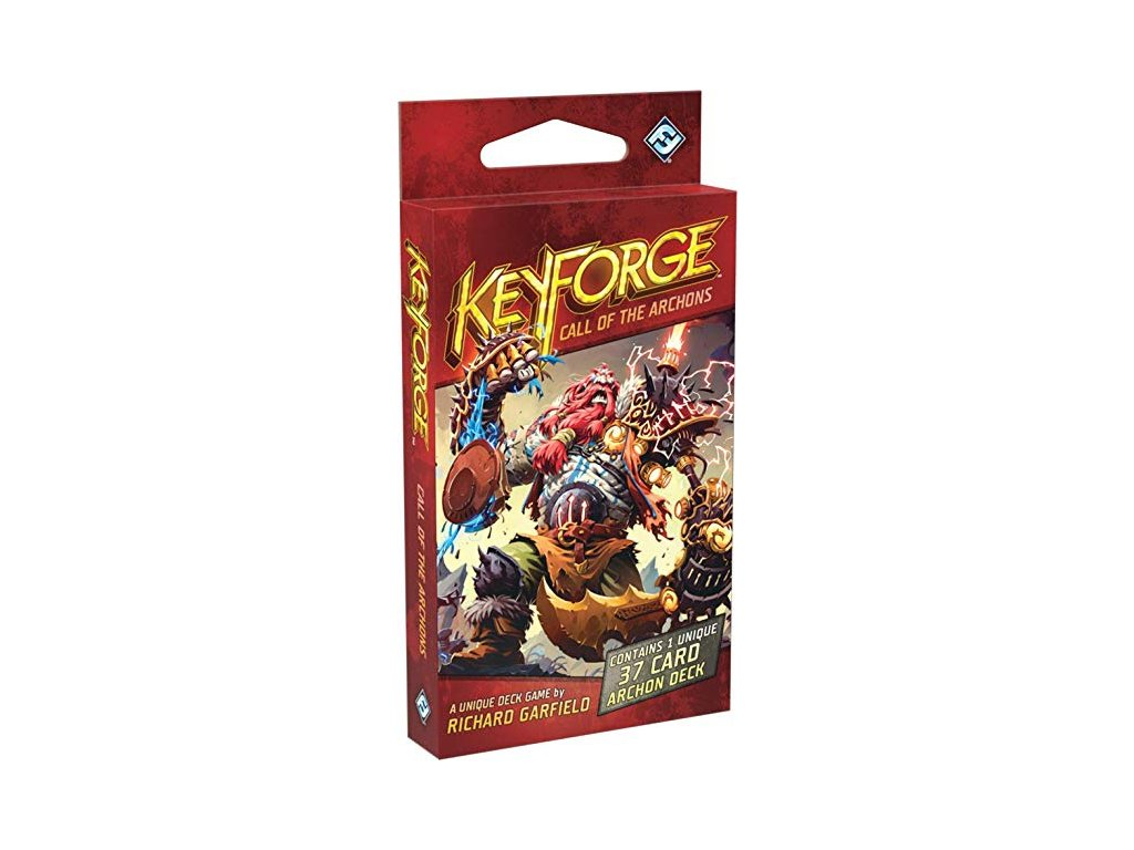 KeyForge Call of the Archons — Archon Deck