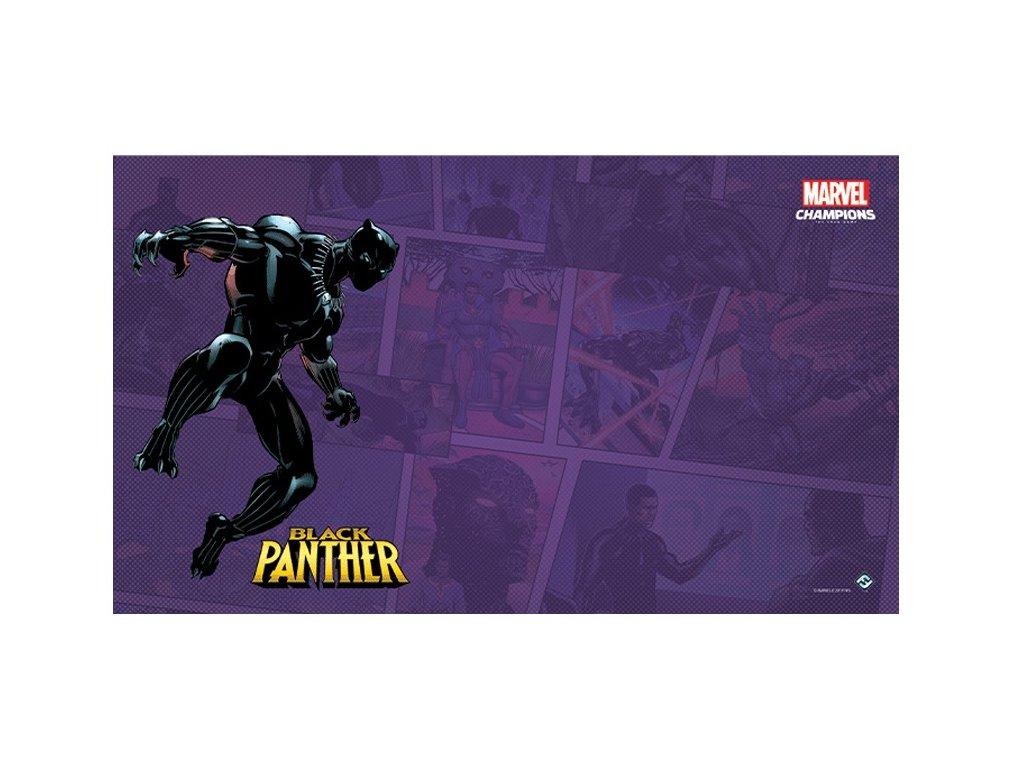vyr 746ffg marvel champions black panther gamemat