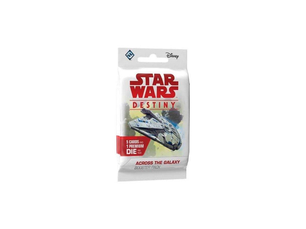 Star Wars Destiny: Across the Galaxy - doplňkový balíček  - EN