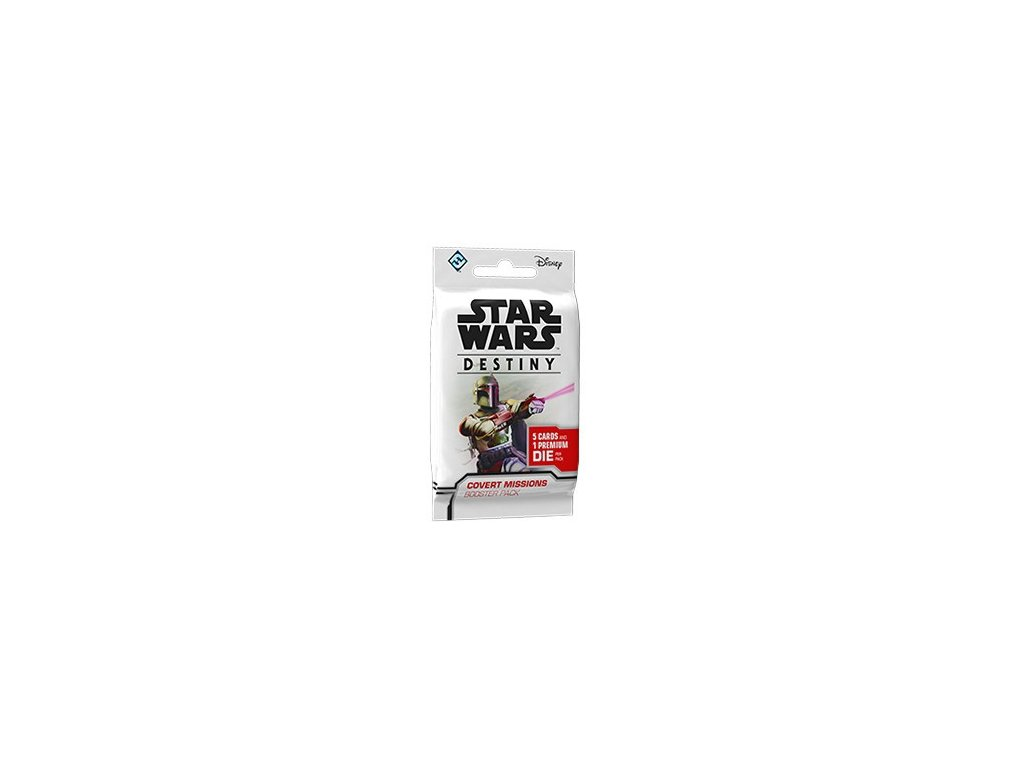 Star Wars Destiny: Covert Missions Booster