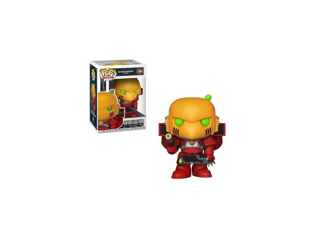 figurka warhammer 40000 blood angels marine funko pop 5fa232fad04c5