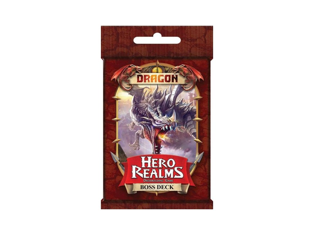 5430 Hero Realms Boss Deck The D Obalka