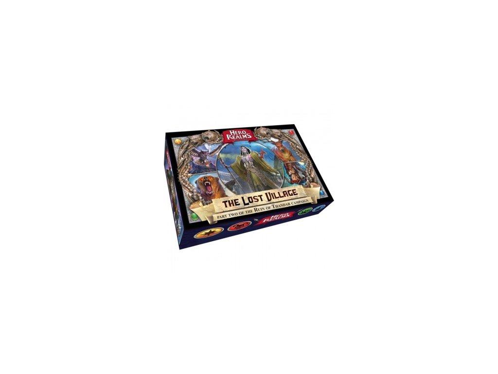 Hero Realms Campaign - The Lost Village Display - EN
