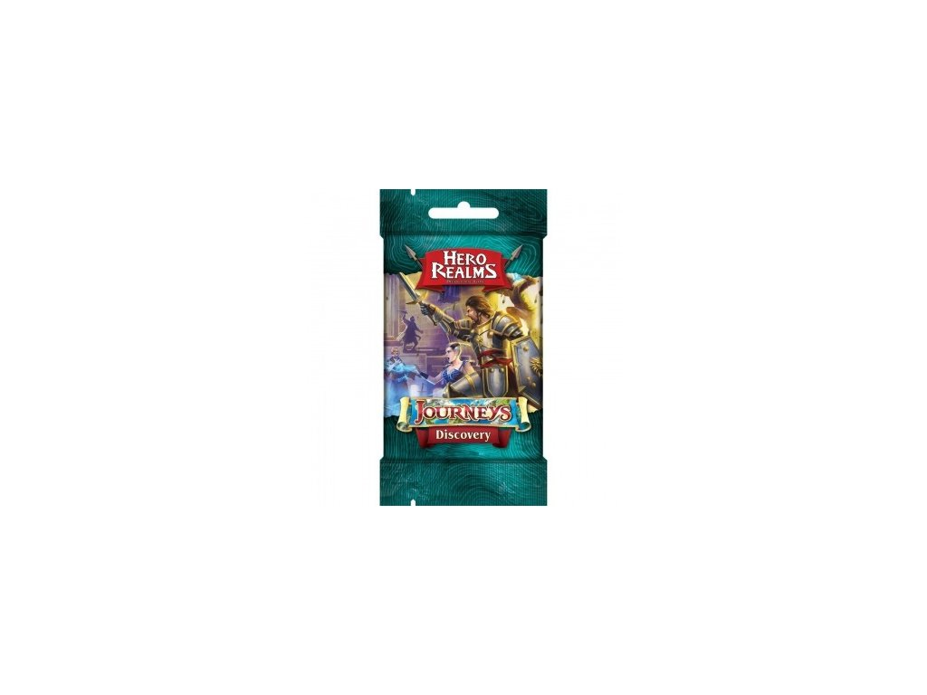Hero Realms: Journeys - Discovery - EN
