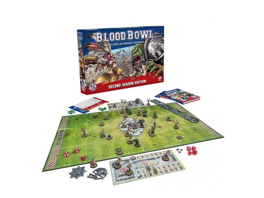 Blood Bowl: Second Season Edition Starter Set