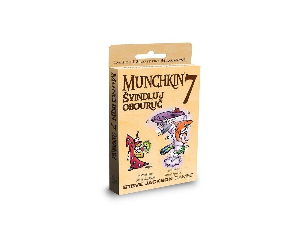 Munchkin 7 — Švindluj Obouruč