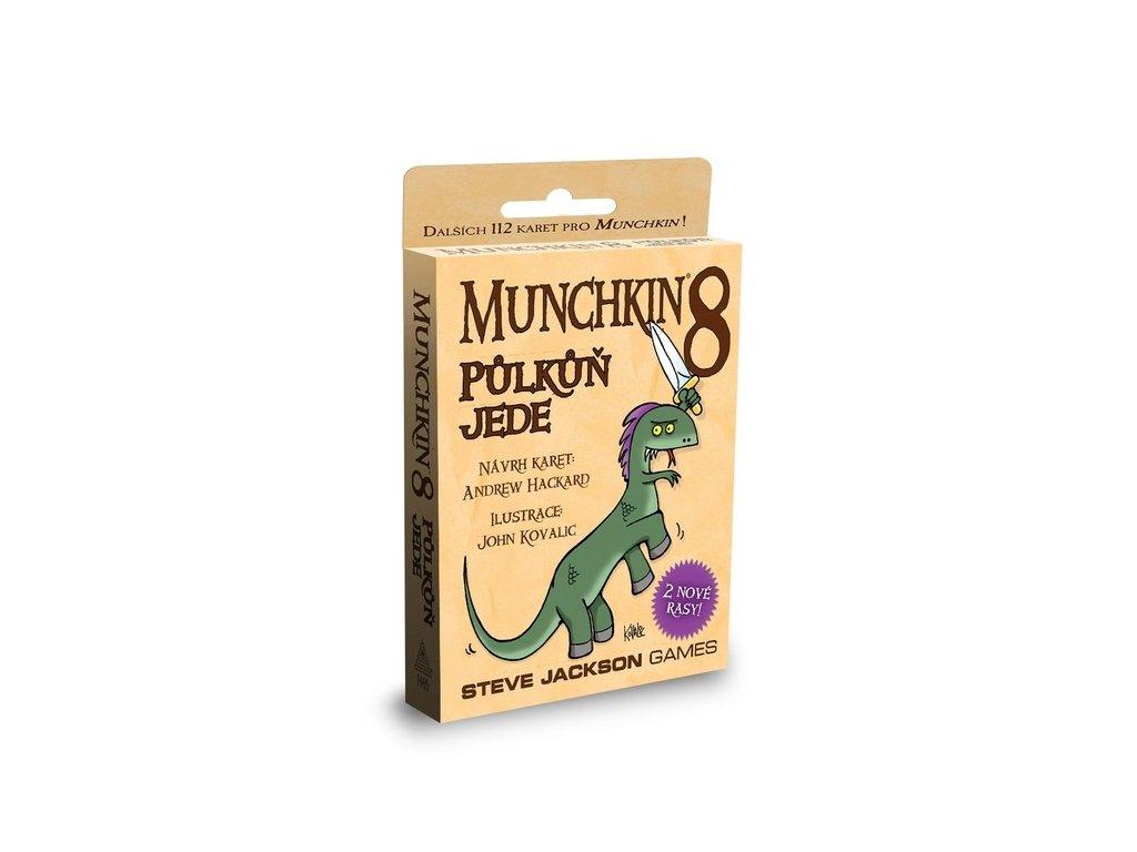 Munchkin 8 — Půlkůň Jede