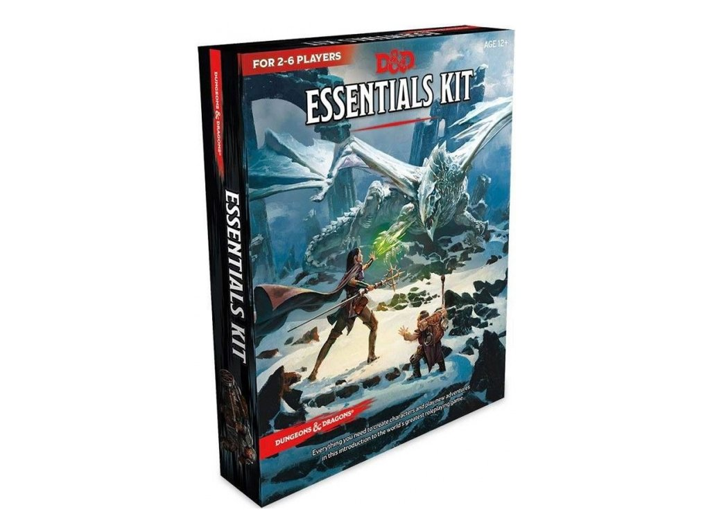 Dungeons and Dragons — Essentials Kit