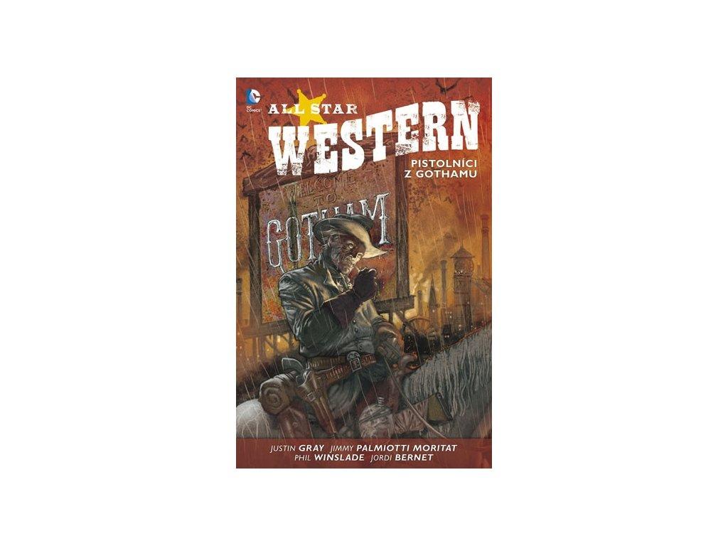 6194 all star western 1 pistolnici z gothamu