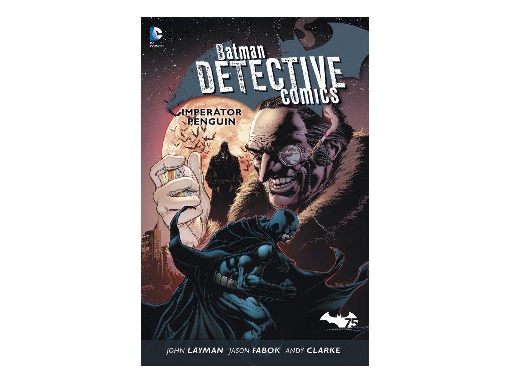 6263 batman detective comics 3 imperator penguin