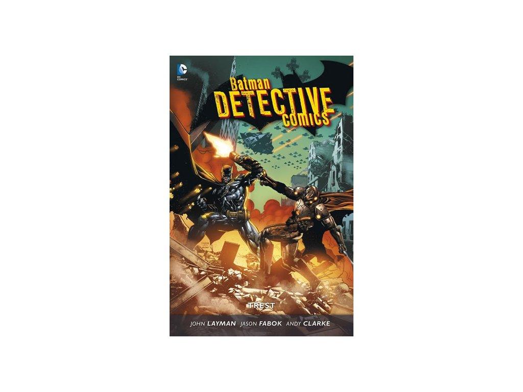 6278 batman detective comics 4 trest