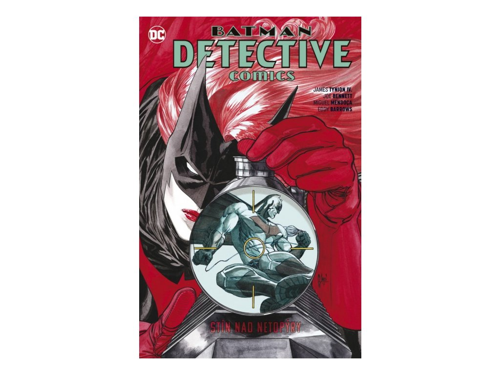 6287 batman detective comics 6 stin nad netopyry