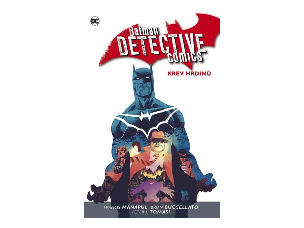 6293 batman detective comics 8 krev hrdinu