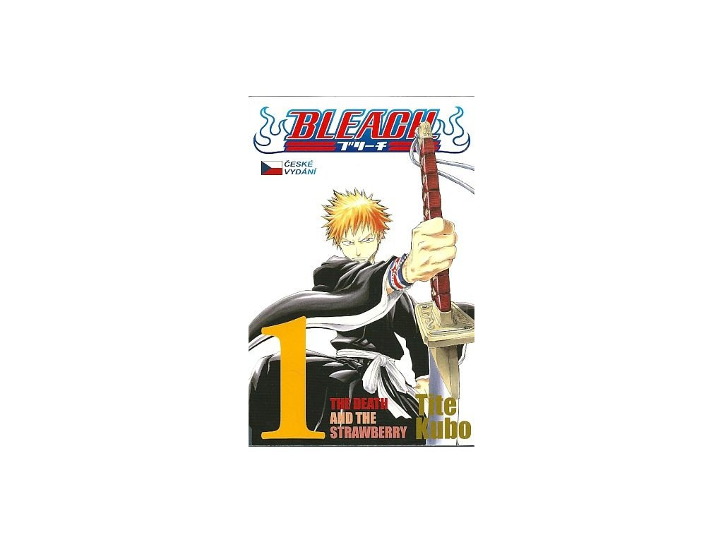 6314 bleach the death and the strawberry 1 dil