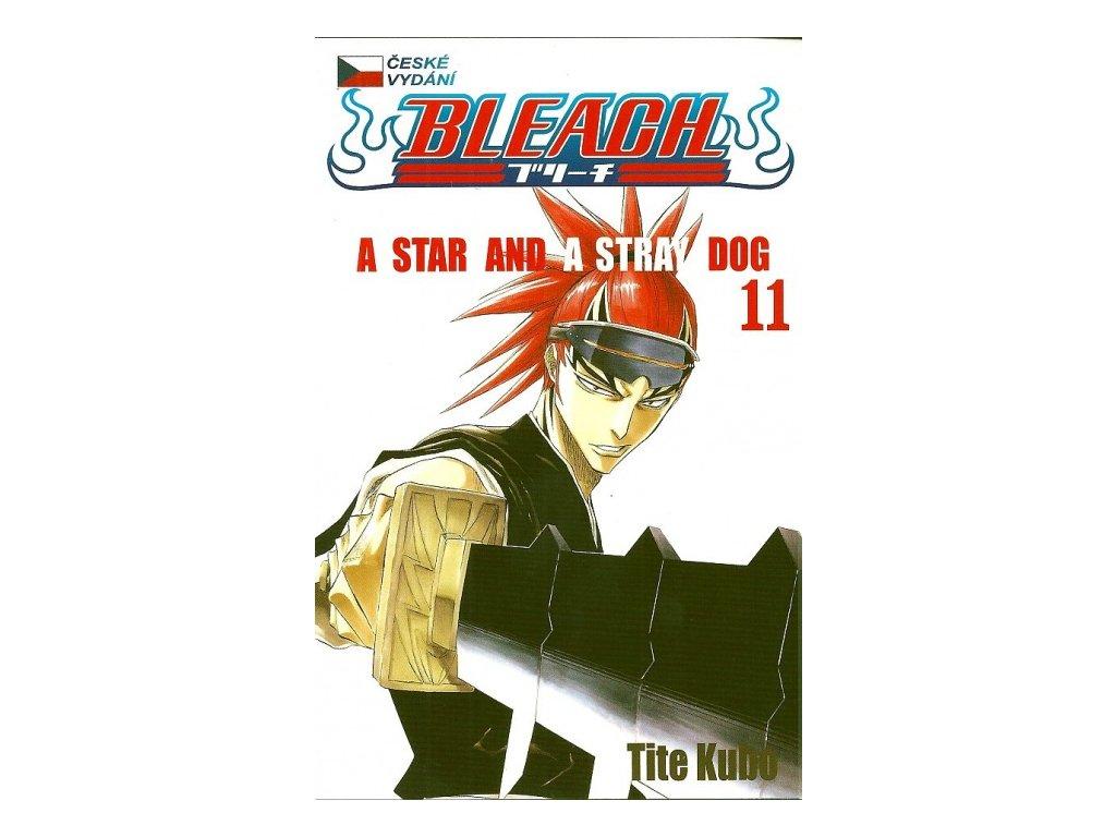 6338 bleach a star and a stray dog 11 dil