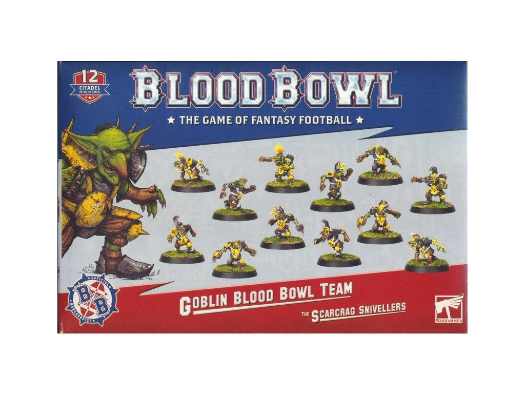 Blood Bowl team: Scarcrag Snivellers