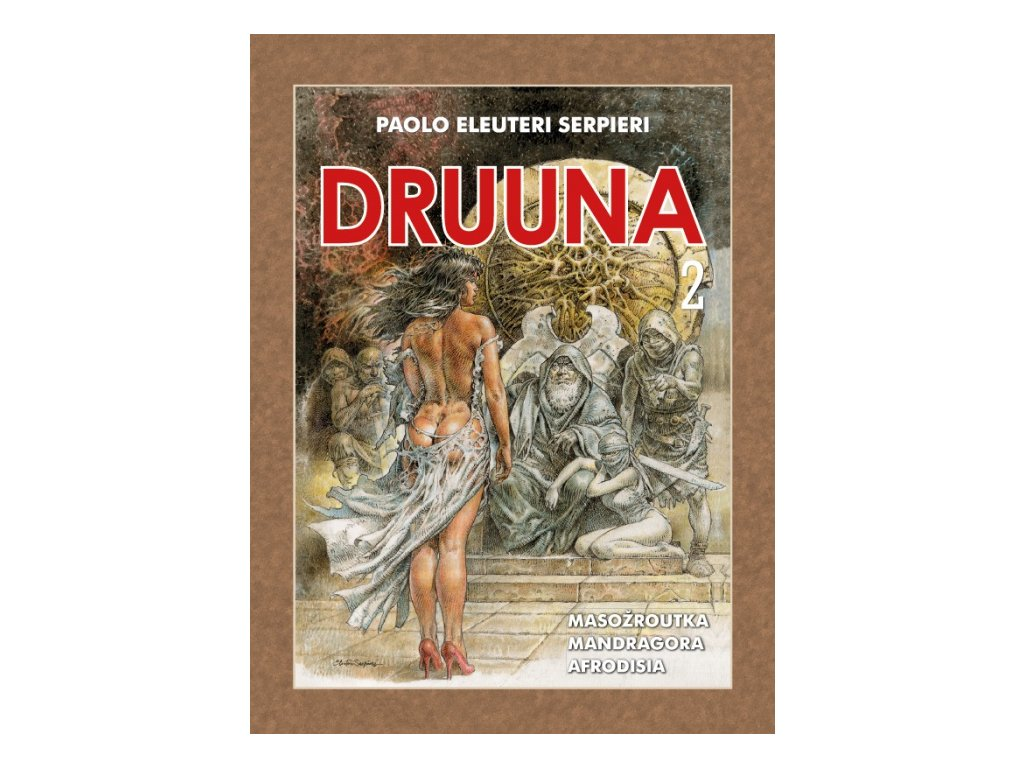 6596 druuna 2 paperback
