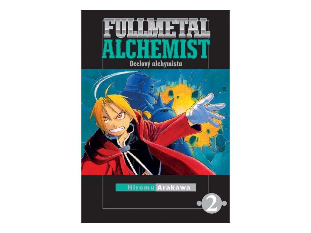 6626 fullmetal alchemist ocelovy alchymista 2 dil