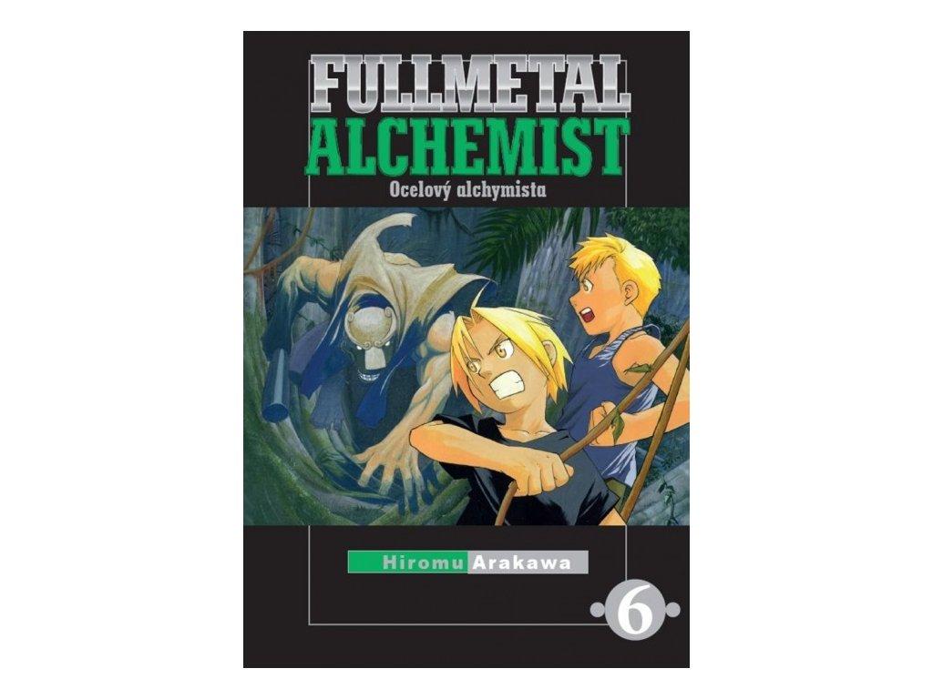 6638 fullmetal alchemist ocelovy alchymista 6 dil