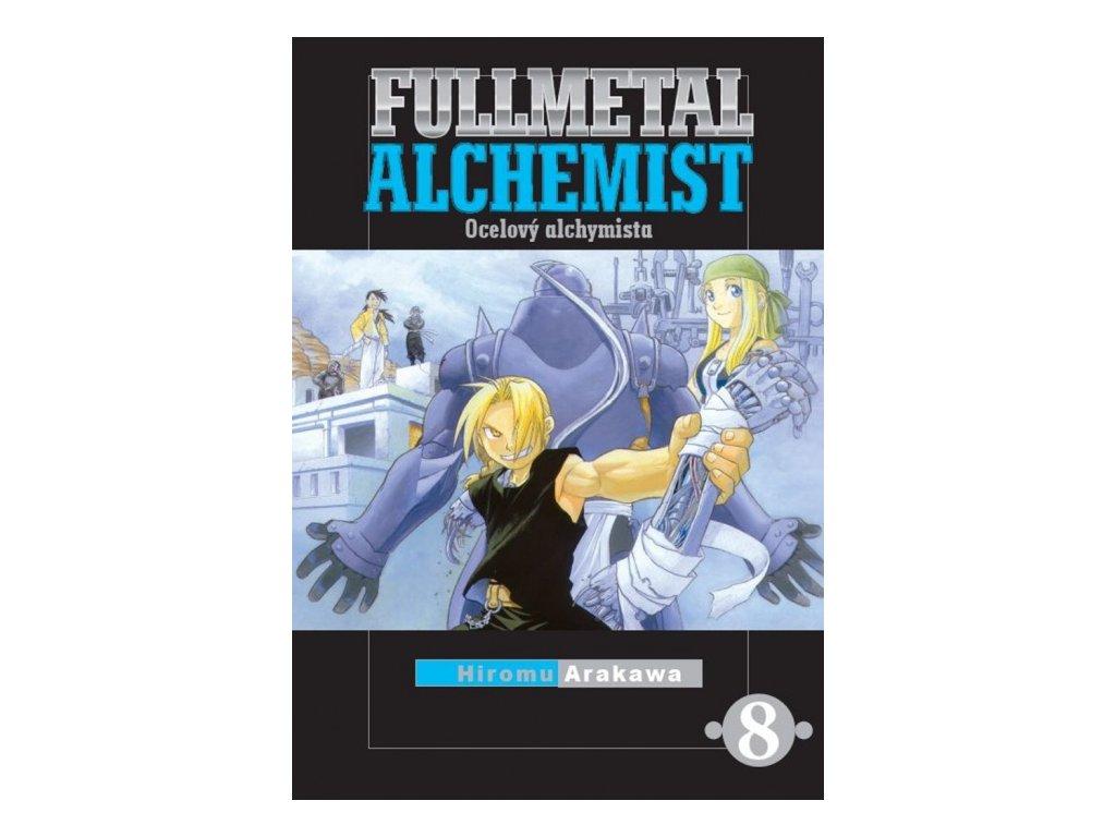 6644 fullmetal alchemist ocelovy alchymista 8 dil