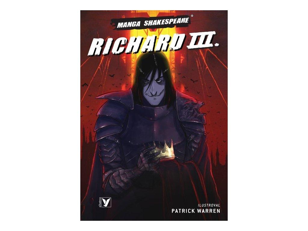 6896 manga shakespeare richard iii