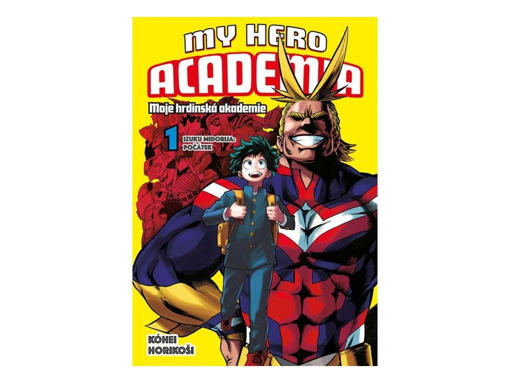 6947 my hero academia moje hrdinska akademie 1 pocatek