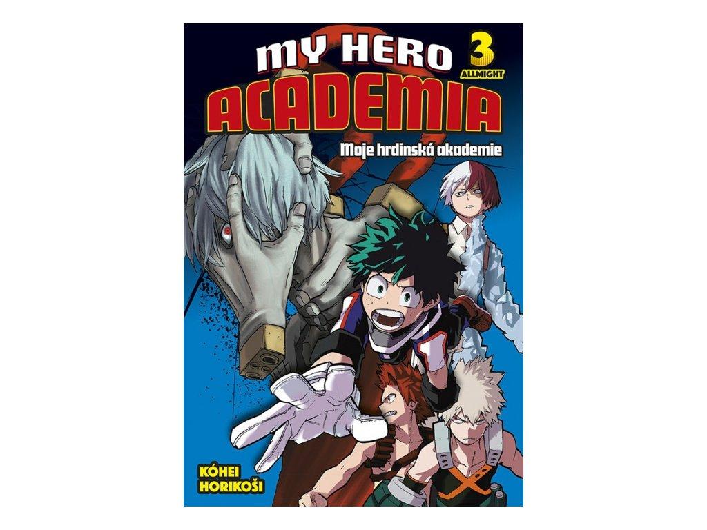 6956 my hero academia moje hrdinska akademie 3 allmight