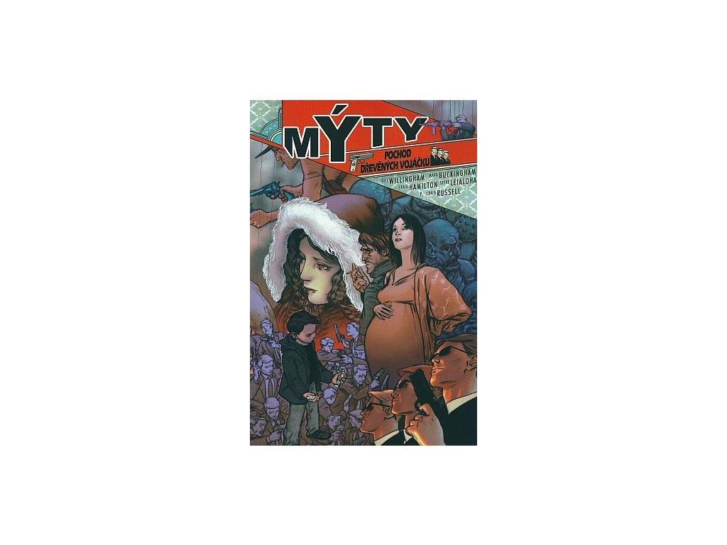 6974 myty pochod drevenych vojacku 4 dil