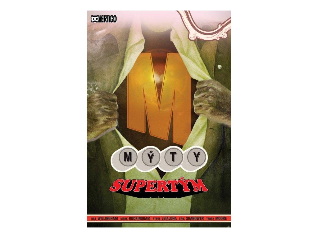 7007 myty supertym 16 dil
