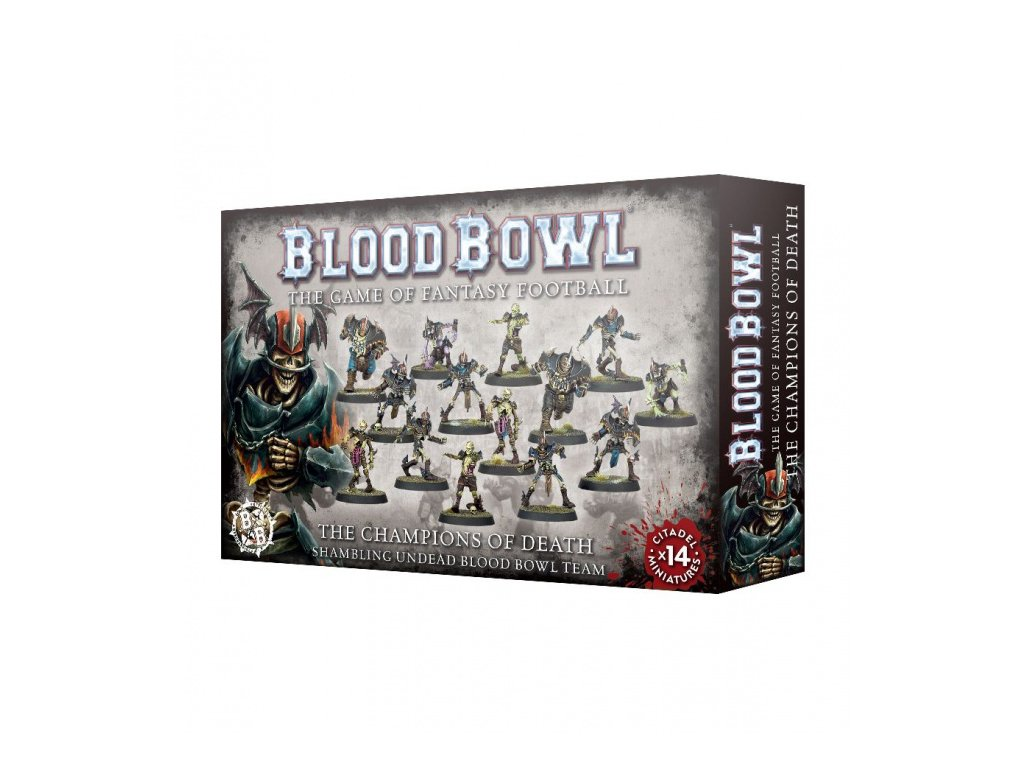 Blood Bowl team: Champions of Death