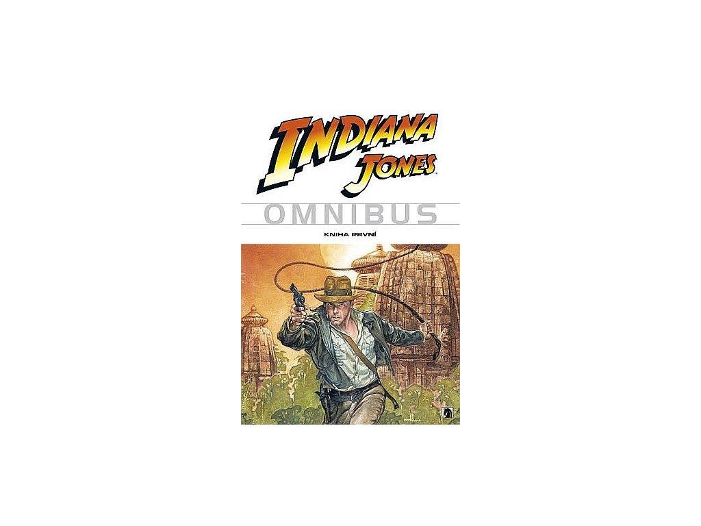 7145 indiana jones omnibus kniha prvni