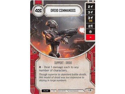 Droid Commandos (Czech Version)