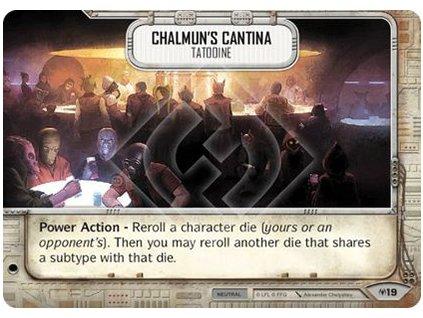 Chalmun's Cantina - Tatooine