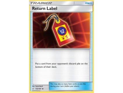 Return Label